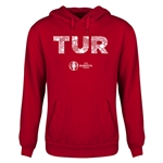 Turkey Euro 2016 Elements Youth Hoody (Red)