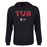 Turkey Euro 2016 Elements Youth Hoody (Black)