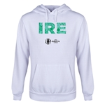 Ireland Euro 2016 Elements Youth Hoody (White)