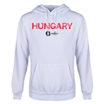 Hungary Euro 2016 Core Youth Hoody (White)