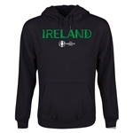 Ireland Euro 2016 Core Youth Hoody (Black)
