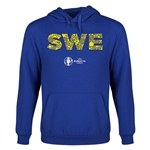 Sweden Euro 2016 Elements Youth Hoody (Royal)