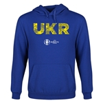 Ukraine Euro 2016 Elements Youth Hoody (Royal)