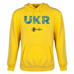 Ukraine Euro 2016 Elements Youth Hoody (Yellow)