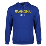 Sweden Euro 2016 Core Youth Hoody (Royal)