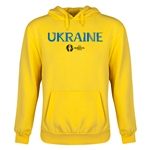 Ukraine Euro 2016 Core Youth Hoody (Yellow)