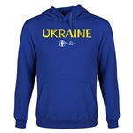 Ukraine Euro 2016 Core Youth Hoody (Royal)