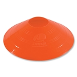 Kwik Goal 25 Pack of Disc Cones (Orange)