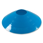 Kwik Goal 25 Pack of Disc Cones (Royal)