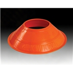 Kwik Goal Hi-Vis Mini Cones (Orange)