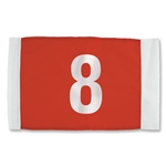 Kwik Goal Field Number Corner Flag Set of Four
