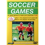 Soccer Games Set DVD