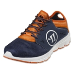 Warrior Pregame Training Shoes (Blue/Orange)