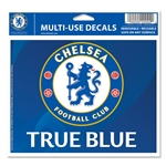 Chelsea 5x6 Decal