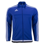 adidas Tiro 15 Training Jacket (Royal)