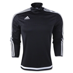 adidas Tiro 15 Training Top (Black)