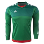 adidas Top Goalkeeper Jersey (Green)