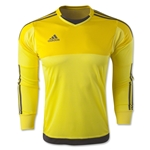 adidas Top Goalkeeper Jersey (Yellow)