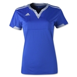 adidas Rush Tiro 15 Women's Jersey (Royal/Gray)