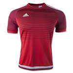 adidas Campeon 15 Soccer Jersey (Red)