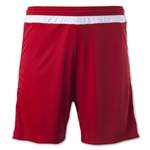 adidas MLS 15 Match Soccer Shorts (Sc/Wh)