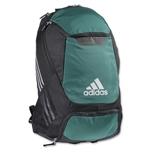 adidas Stadium Team Backpack (Dark Green)
