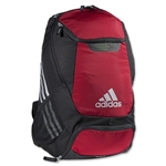adidas Stadium Team Backpack (Red)