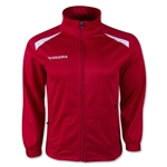 Diadora Gioco Jacket (Red)
