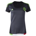 Mexico 2016 Women's Third Soccer Jersey
