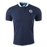 Chelsea adidas Anthem Polo (Navy)