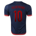 Colombia 2015 VALDERRAMA Away Soccer Jersey
