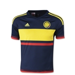 Colombia 2016 Youth Away Soccer Jersey