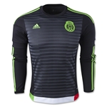 Mexico 2016 LS Third Soccer Jersey