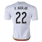 Mexico 2016 P. AGUILAR Away Soccer Jersey
