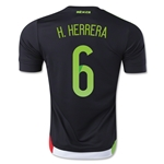 Mexico 2015 H. HERRERA Home Soccer Jersey