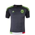 Mexico 2015 Youth Home Soccer Jersey