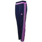 adidas Women's Tiro 15+ Graphic Pant (Nv/Pi)