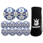 Brine Phantom Soccer Ball Bundle Pack (Royal)