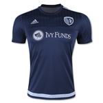 Sporting KC 2015 Pregame Training Jersey