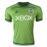Seattle Sounders 2015 Home Soccer Jersey