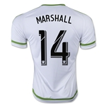 Seattle Sounders 2015 MARSHALL Away Soccer Jersey