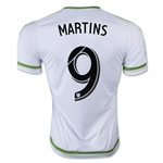 Seattle Sounders 2015 MARTINS Away Soccer Jersey