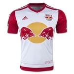 New York Red Bulls 2015 Authentic Home Soccer Jersey