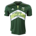Portland Timbers 2015 Home Soccer Jersey