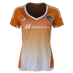 Houston Dynamo 2015 Women's Home Soccer Jersey