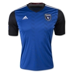 San Jose Earthquakes 2016 Home Soccer Jersey