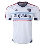 Chicago Fire 2015 Away Soccer Jersey