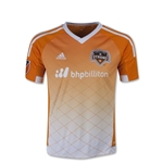 Houston Dynamo Youth Home Soccer Jersey