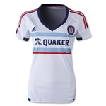 Chicago Fire 2015 Women's Away Soccer Jersey