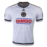 Philadelphia Union 2015 Authentic Away Soccer Jersey